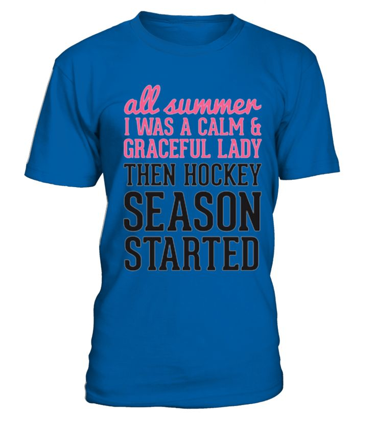 THEN HOCKEY SEASON STARTED   => Check out this shirt by clicking the image, have fun :) Please tag, repin & share with your friends who would love it. #football #footballshirt #footballquotes #hoodie #ideas #image #photo #shirt #tshirt #sweatshirt #tee #gift #perfectgift #birthday #Christmas