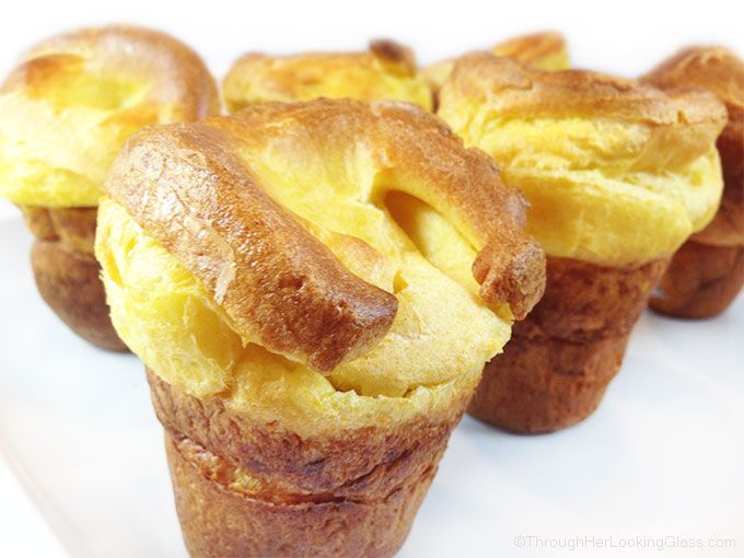 Jordan Pond House Best Popover Recipe. Best popovers in all of New England. Recipe from Jordan Pond Tea House in Acadia National Park. Easy & so delicious!