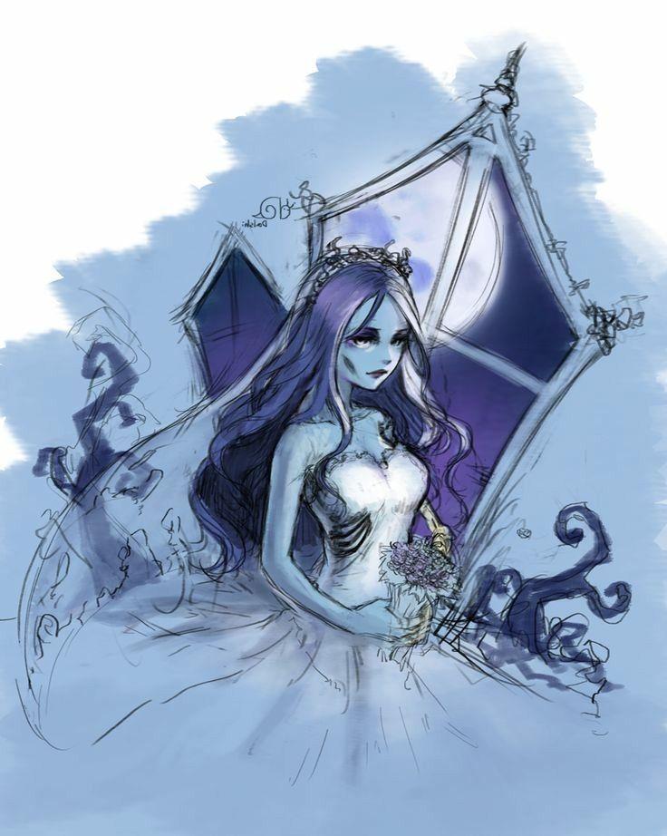 Goth Disney Princess Posters