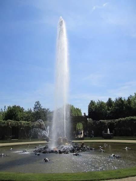 Fountain at Versailles