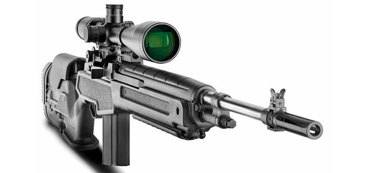 New Springfield Rifle for 2015