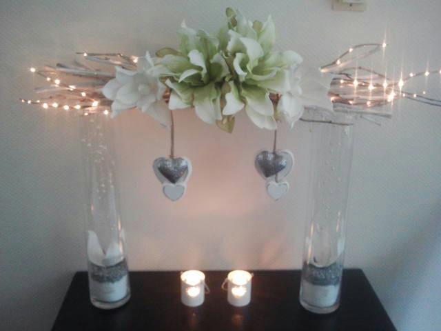 25 beste idee n over hoge bloemstukken op pinterest for Takken decoratie voor het raam