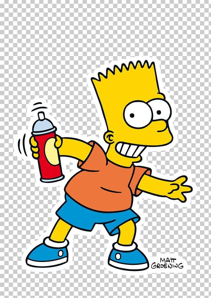 Simpsons Png Simpsons Bart Simpson Art The Simpsons Bart Simpson
