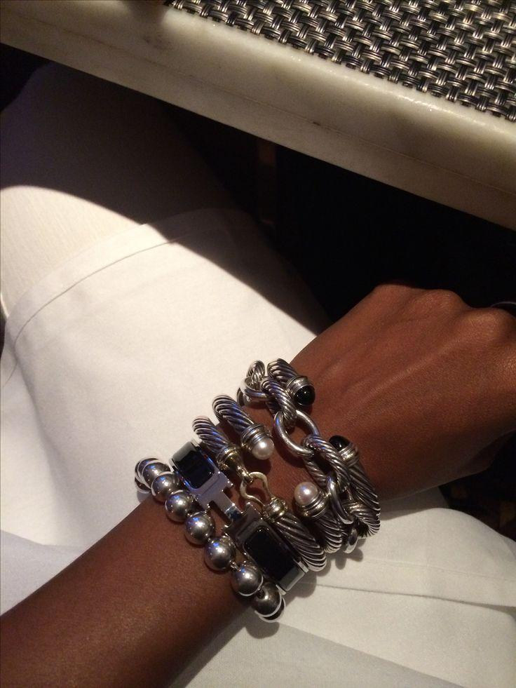 25+ best ideas about Stacking Bracelets on Pinterest ...
