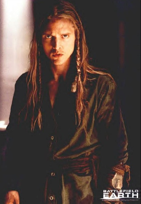 Barry Pepper was fantastin in Battlefield Earth