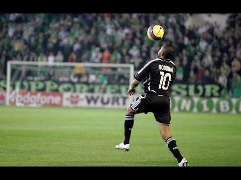 He didn't make history in Real Madrid but I think he was a wonderful player. Best of Robinho...