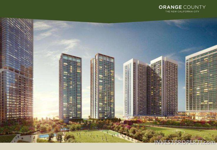 Apartemen Orange County Cikarang tower terbaru NewPort Park. #orangecountycikarang