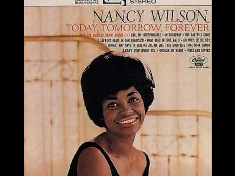 Nancy Wilson - Wives and Lovers