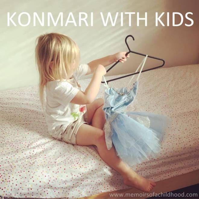 KonMari with Kids - Memoirs of a Childhood