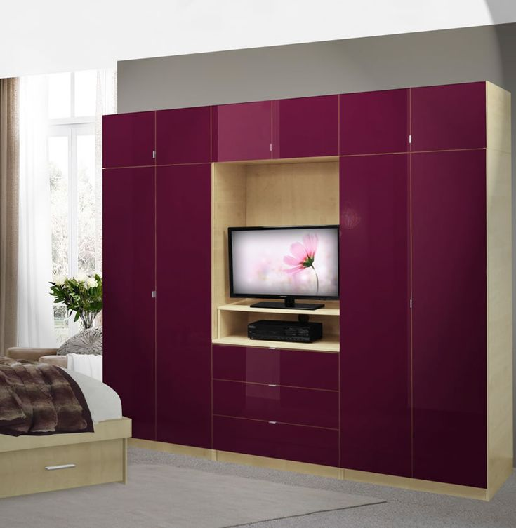 Best 25+ Bedroom wall units ideas on Pinterest | White ...