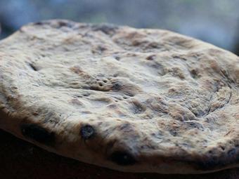 Tradición chilena: Tortillas al rescoldo