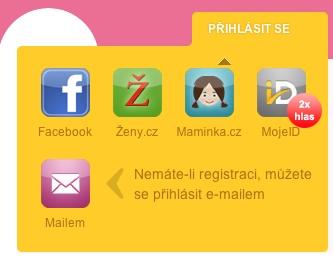 hlasování s mojeID na diteroku.maminka.cz