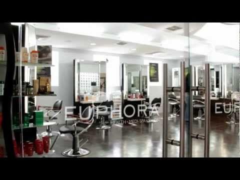 A Day at Euphora Salon & Medi Spa  www.euphoraciti.com