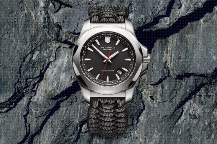 Victorinox INOX Paracord Watch