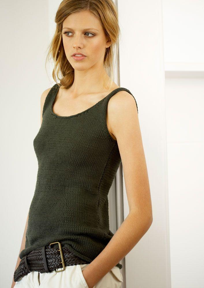 Knitting Summer Blouses : Free knitting patterns � download