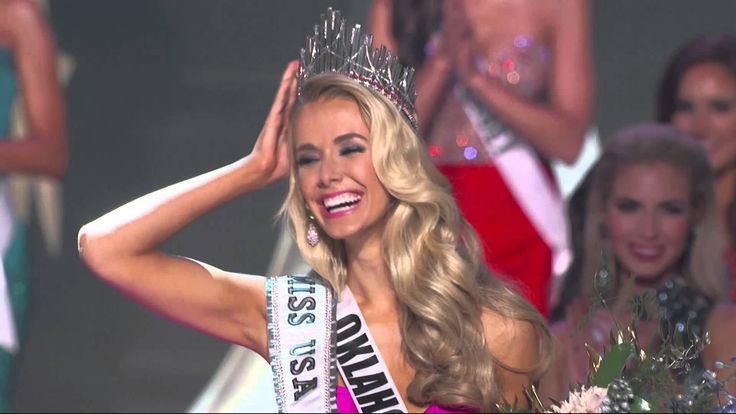 Oklahoma Takes Home the D.I.C. crown as Miss USA 2015