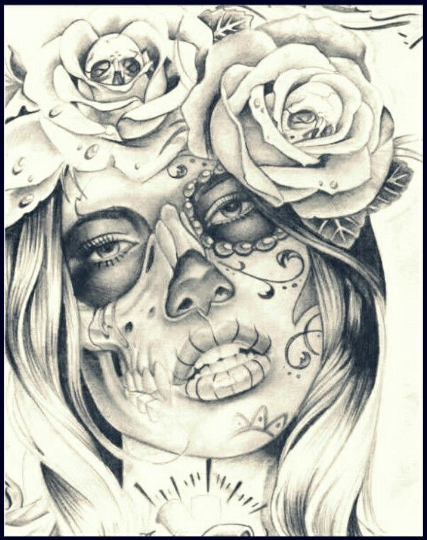 1873 best day of the dead images on pinterest tattoo