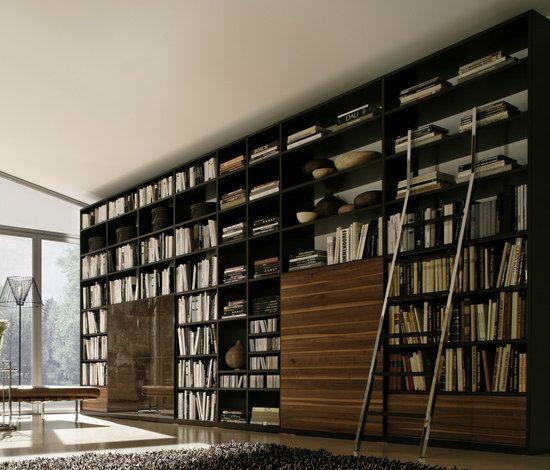 Books <3: Bookshelves Ideas, Home Libraries, Design Ideas, Books Shelves, Roof Ideas, Libraries Design, Rooms Ideas, Large Bookshelves, Bookshelf Ideas