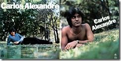 Vinil Campina: Carlos Alexandre - 1980 - Volume 3