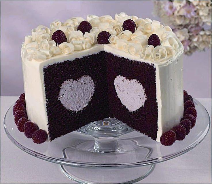 San valentino cake sweet