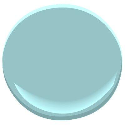 BM Tranquil Blue 2051-50 - good Robin's Egg blue