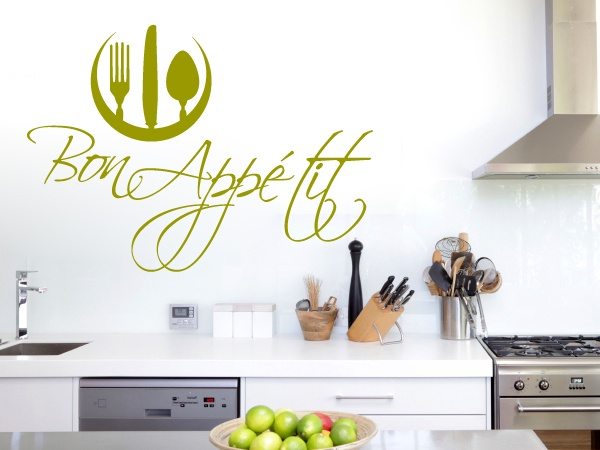 25+ beste ideeën over Wandtattoo esszimmer op Pinterest - sprüche für die küchenwand