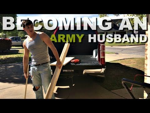 BECOMING AN ARMY HUSBAND