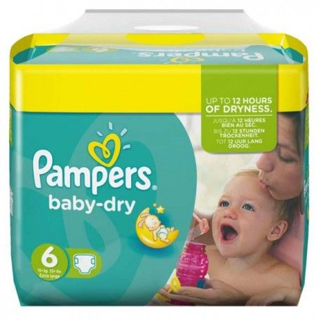 https://www.choupinet.com/couches-moins-cher/choupinet-pack-economique-de-124-couches-pampers-baby-dry-taille-6