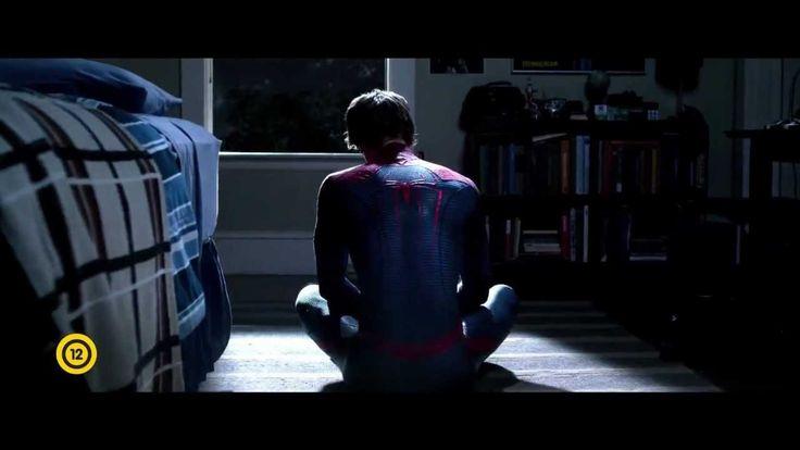awesome A csodálatos Pókember /The Amazing Spider-Man/ (three. magyar szinkronos előzetes)