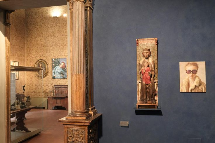 The exhibition promoted by the Comune di Firenze, is organized at the Museo Stefano Bardini in Florence by Mus.e Association in collaboration with the Gagosian Gallery in Rome and with the support of Faliero Sarti.