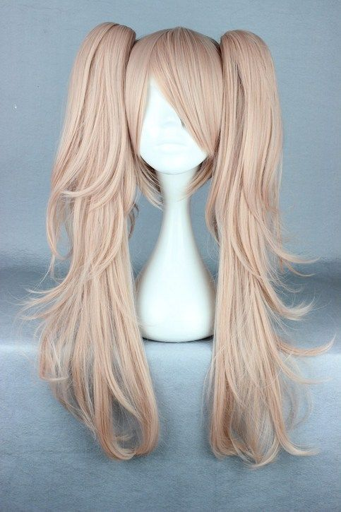 Blond Pigtail Wig from KyandiMeka