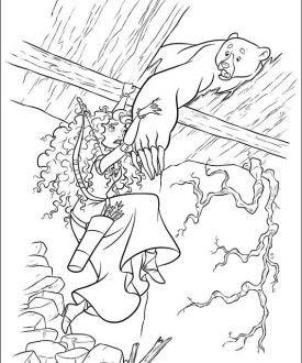 Brave Coloring Page 66
