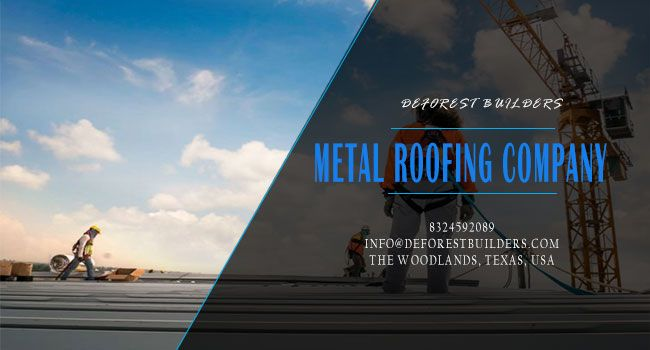 Deforest Builders Not Only Specializes In Re Roofing Services In The Woodlands Tx But They Also Provide Top Notch Quality S Cool Roof Roofing The Woodlands Tx