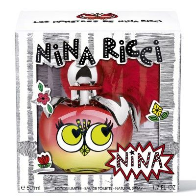 Nina Ricci NINA #Monsters EDT 80ml  Теперь мы можем выпустить наших монстров на свободу: #NinaRicci представляет новую версию своих культовых ароматов.