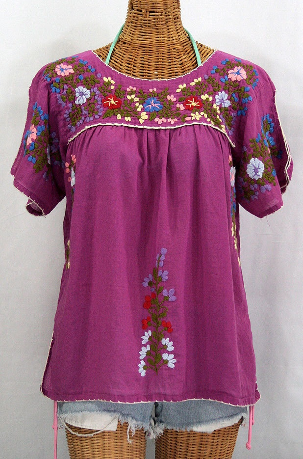 53 best mexican peasant blouse images on pinterest