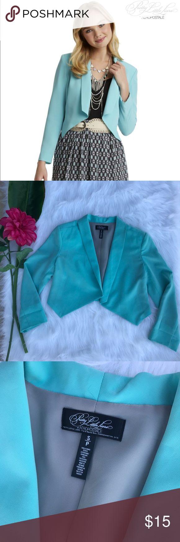 Pretty Little Liars by Aeropostale (Blazer) SMOKE FREE PET FREE HOME Aeropostale Jackets & Coats Blazers