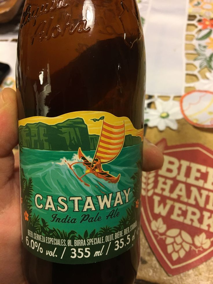 Kona Brewing Company – Castaway India Pale Ale
