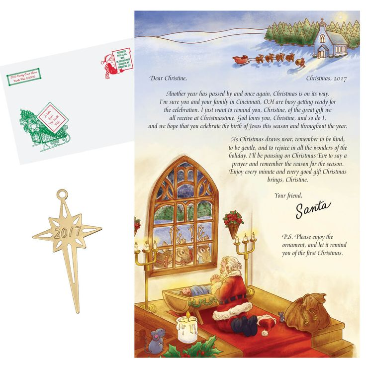 The  Best Personalized Letters From Santa Ideas On