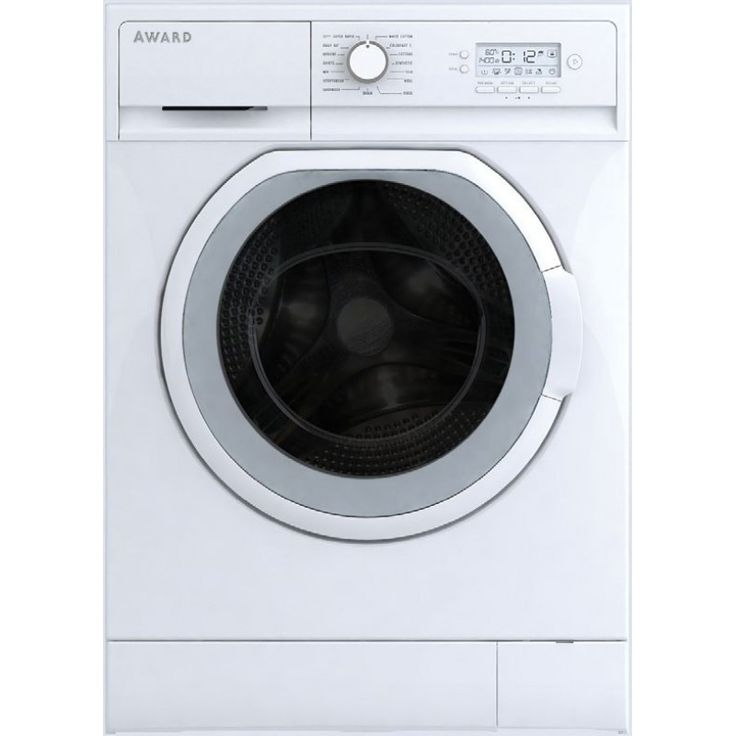 European excellence, value and efficiency springs to mind with this 8.0kg Front Loading Washing Machine by Award.  It has 'Star Quality' written all over it with its 4 Star energy and 4.5 Star Water Rating.  Another great advantage is its quiet operation, which will have you checking to make sure it is still running.  It has an amazing 15 Washing Programmes and comes in a very stylish white.