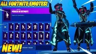 New Calamity Max Stage 5 Skin Showcase With 80 Fortnite Dances
