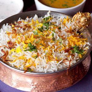 Chicken Biryani Recipe | How to make Chicken Biryani - Non-Vegetarian