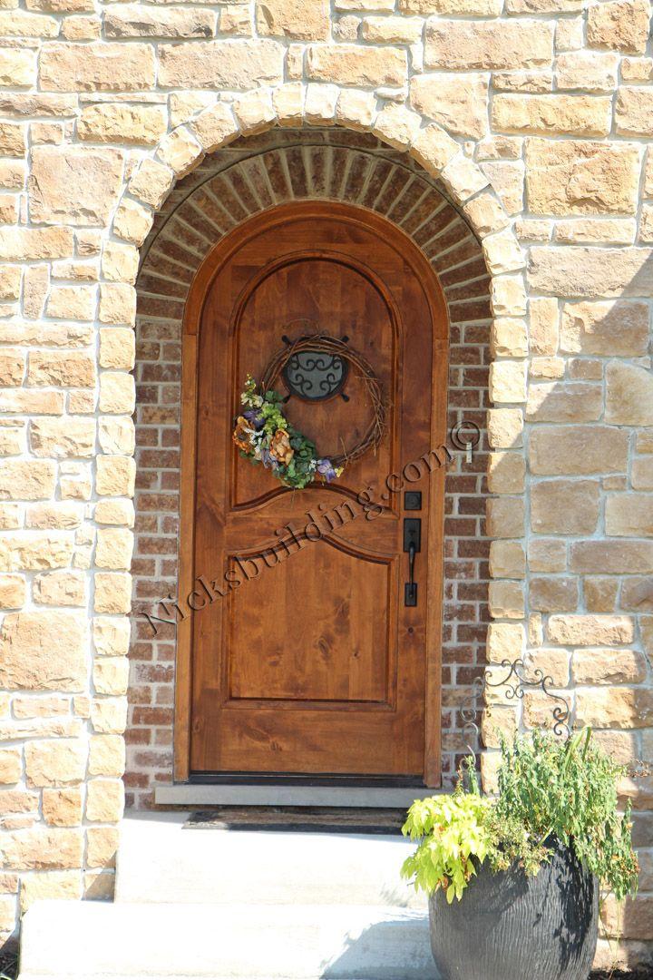 Best Round Top Door Images On Pinterest Garage Doors Wooden