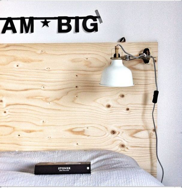 RANARP wandspot | Deze pin repinnen we om jullie te inspireren! #IKEArepint #IKEAnl #IKEA #lamp #verlichting #slaapkamer #DIY