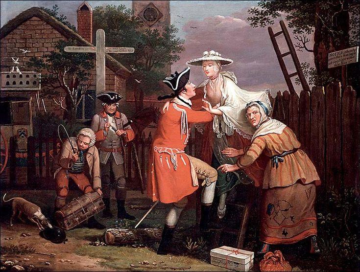18th century art essay