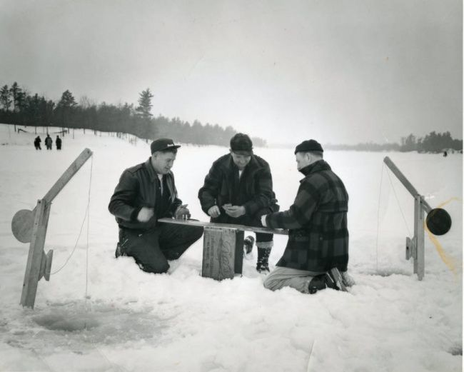 17 best images about ice fishing on pinterest walleye for Best fishing in minnesota