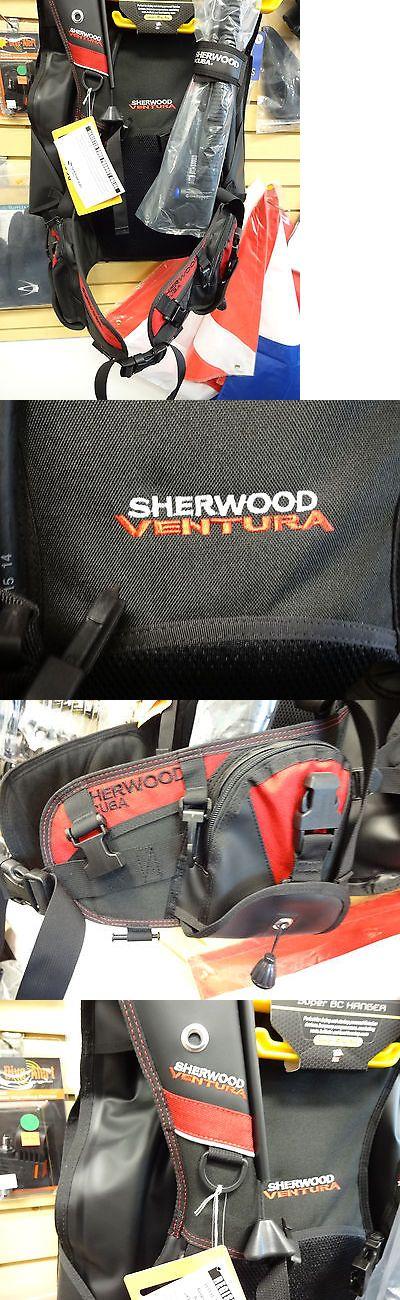 Buoyancy Compensators 16053: New!! Sherwood Ventura Scuba Bcd Size Medium -> BUY IT NOW ONLY: $245 on eBay!
