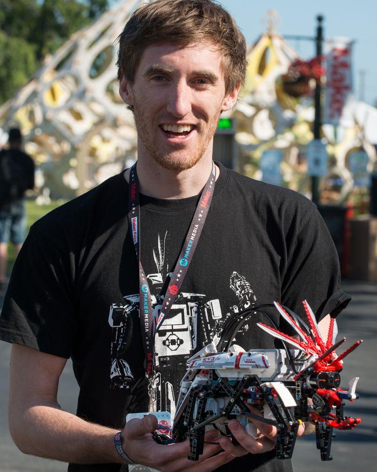 Article: How I Got My Job as a Lego Designer #makersareeverywhere