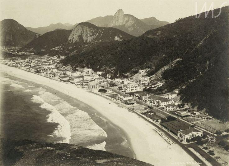 Augusto Malta - Leme, 1910