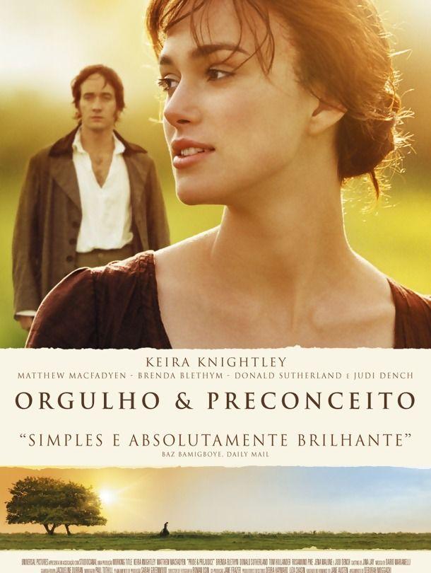 ❤ Orgulho e Preconceito (2005) ❤