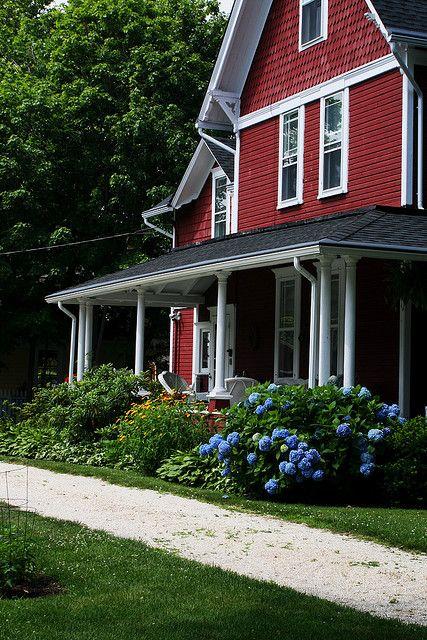 Avoir une belle maison en campagne